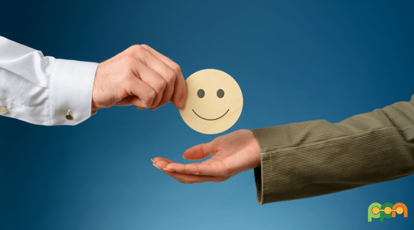 Shower Your Clients with Positive Feedback and Praise