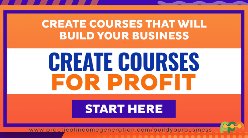 create online course to sell
