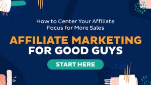 affiliate marketing partner