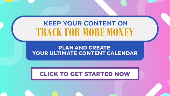 ultimate content calendar template